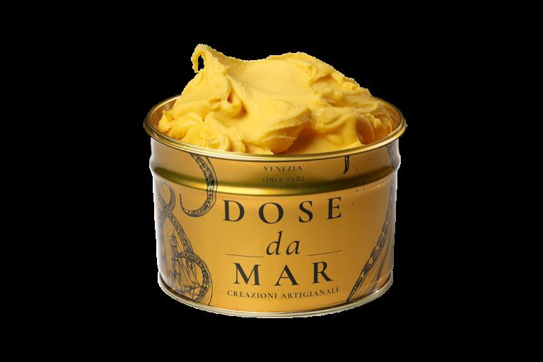 Crema all'uovo Dose da Mar - Premiata Gelateria Michielan